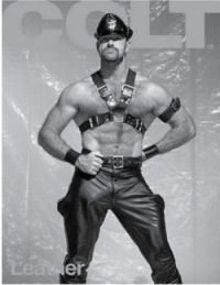 from Theo new york gay biker
