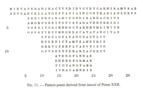 Dick higgins pattern poetry images 277
